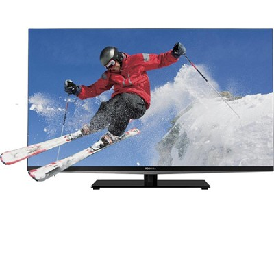 55` LED 1080p 3D HDTV 240Hz Cinema Series Smart TV (55L7200U)