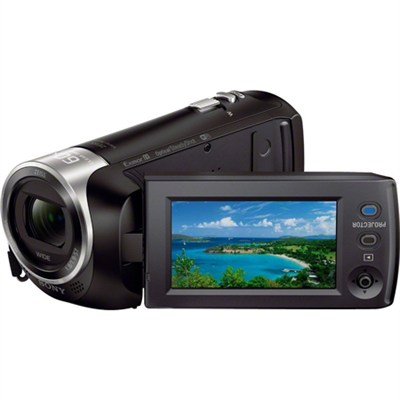 HDR-PJ440 Full HD 60p Camcorder w/ Built-In Projector - OPEN BOX