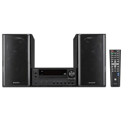 XL-HF203B - Hi-Fi Component Speaker System with Hi Resolution Audio