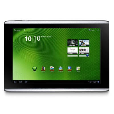 ICONIA TAB A500-10S16U 10.1` Tablet with Android