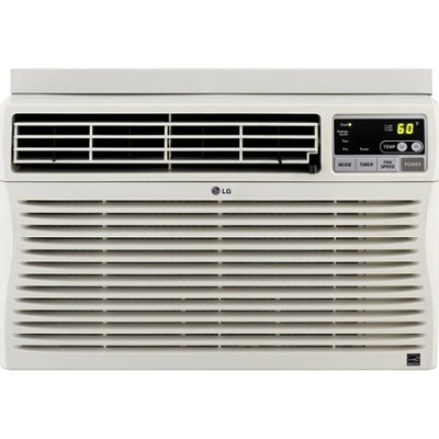 LW1212ER 12,000 BTU Window-Mounted Air Conditioner with Remote Control 115 volts