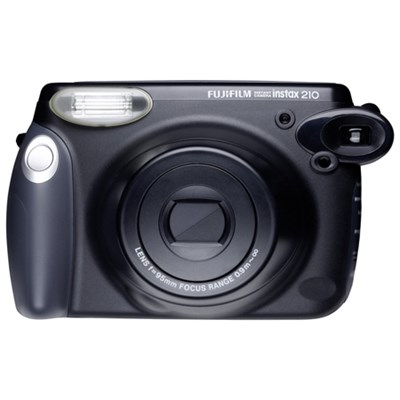 INSTAX 210 Instant Wide Photo Camera - OPEN BOX