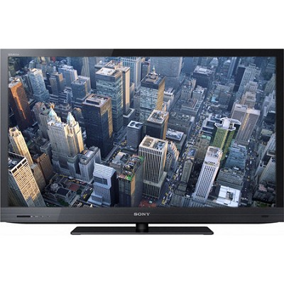 KDL40EX729 40-inch 3D 1080p 120Hz LED LCD HDTV - OPEN BOX