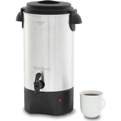 42 Cup Coffeemaker Aluminum Urn (54142)