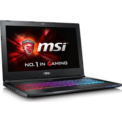 GS Series GS60 Ghost Pro-002 15.6` Intel i7-6700HQ Gaming Laptop Computer