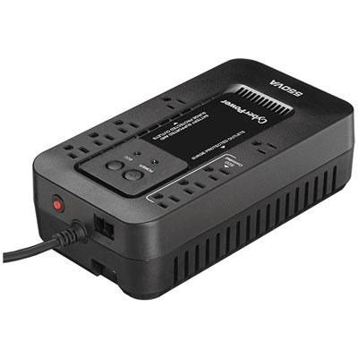 550VA Energy Efficient Uninterruptible Power Supply - EC550G