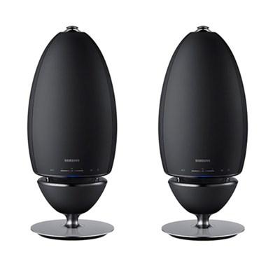 2-Pack Radiant 360 R7 WiFi/Bluetooth Speaker