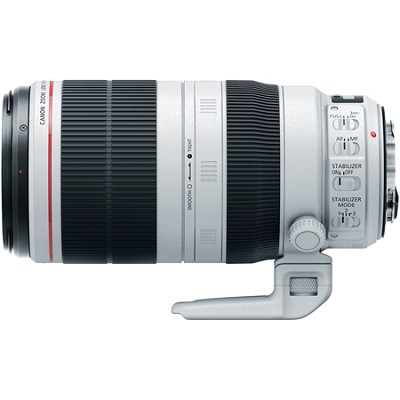 EF 100-400mm f/4.5-5.6L IS II USM Lens (9524B002) CANON AUTHORIZED USA DEALER