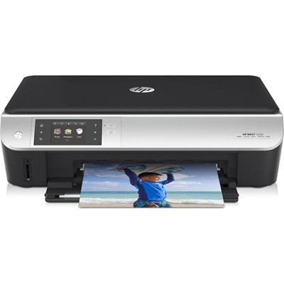 Envy 5530 Inkjet Multifunction Printer - Color - Photo Print - Desktop