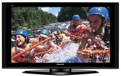 TH-42PZ77U- 42` High-definition 1080p Plasma TV with Anti-Glare Filter
