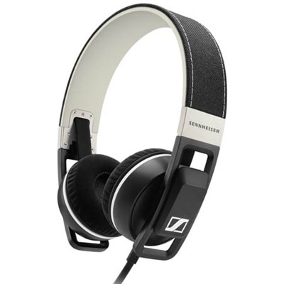 URBANITE Over-Ear Headphones for Android - Black