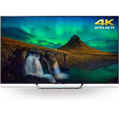 XBR75X850C - 75-Inch 3D 4K Ultra HD Smart Android LED HDTV