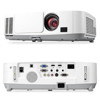 4000 Lumens Widescreen Entry-Level Professional Projector - NP-P401W
