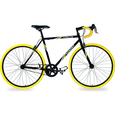 23` Kabuto Single Speed Fixie Road Bike (02782)