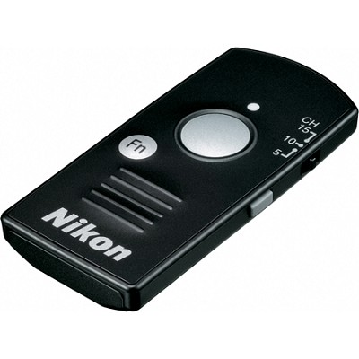 WR-T10 Wireless Remote Controller: Transmitter