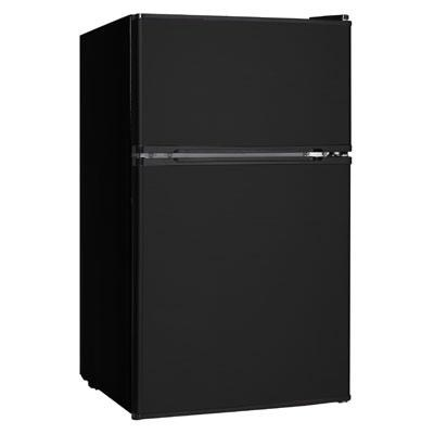 3.1 Cubic Feet Reversible Door Refrigerator in Black - WHD-113FB1