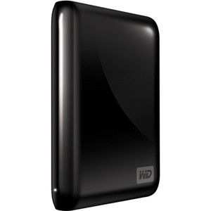 My Passport Essential 500GB USB 3.0/2.0 Portable Hard Drive Black -OPEN BOX
