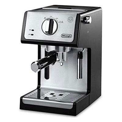 15 Bar Pump Driven Espresso/Advance Cappuccino Machine - Black