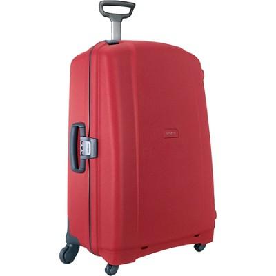 F'Lite GT 31` Spinner Zipperless Suitcase (Red)
