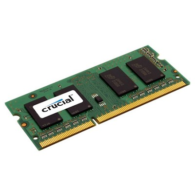 4GB, 204-pin SODIMM, DDR3 PC3-8500, NON-ECC,