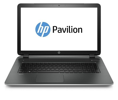 Pavilion 17-F029WM 17.3` AMD QuadCore A6-6310 Notebook
