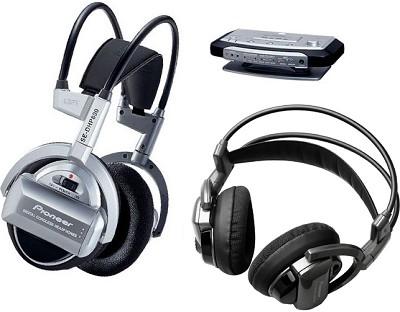 SE-DIR800C Wireless Dolby Digital 5.1 Headphones