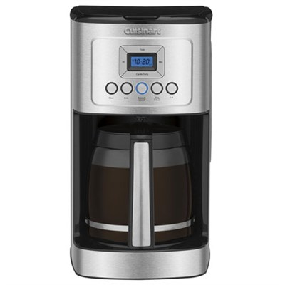 DCC-3200 Perfect Temp 14-Cup Programmable Coffeemaker Stainless Steel