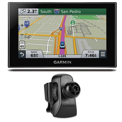 nuvi 2789LMT Advanced Series 7` GPS Navigation w Lifetime Maps Vent Mount Bundle