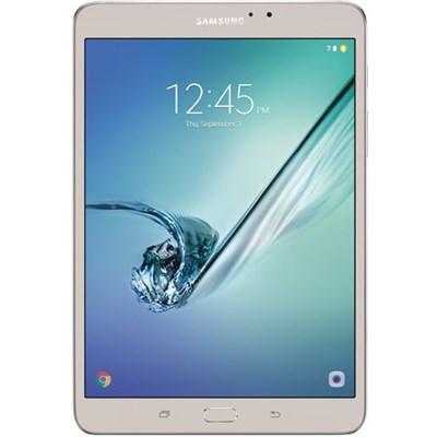 Galaxy Tab S2 8.0-inch Wi-Fi Tablet (Gold/32GB) - OPEN BOX