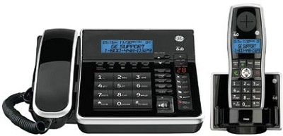 28871FE2 DECT 6.0 Corded/Cordless Phone with Digital Answering System