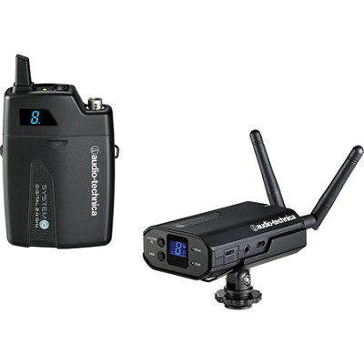 ATW-1701 System 10 Camera-mount Digital Wireless System