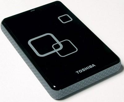 DS TS Canvio HD 640GB USB 2.0 Portable External Hard Drive - Raven Black