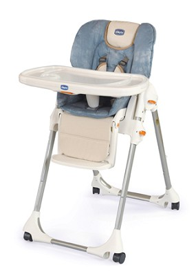 Polly Highchair Atmosphere