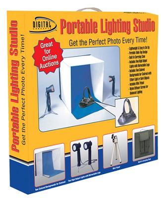 Portable Lighting Studio
