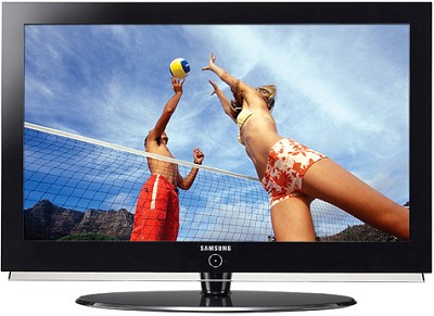 LN-S5296D - 52` High Definition 1080p LCD TV w/ Digital CableCard Slot (DCR)