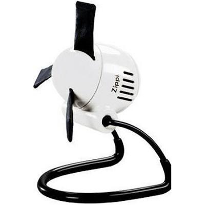 FA1-0007-43 - Zippi Desk Fan, Ice White