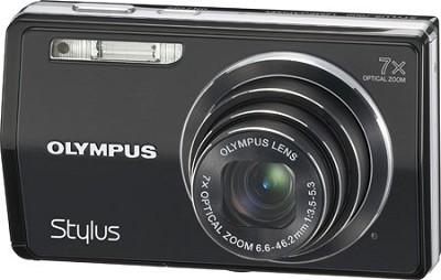 Stylus 7000 12MP 3` LCD Digital Camera (Black)