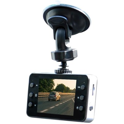 Universal HD Dashboard Camera (Black) - ADC2-1003-BLK