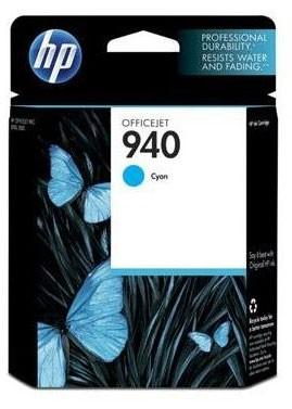 PS HP Officejet 940 Cyan Ink Cartridge