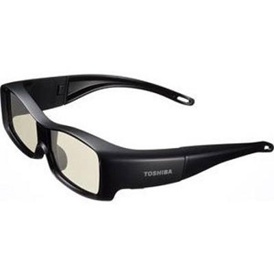 3D shutter glasses for Toshiba HDTVs