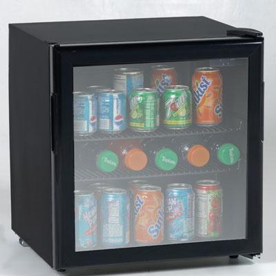 1.9cf Beverage Coolr Blk Frame