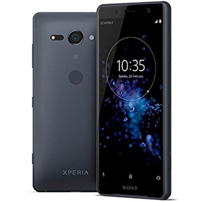 Xperia XZ2 Compact - Unlocked Phone - 5.0` - 64GB - (Black) - (1313-7923)