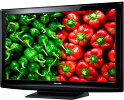 TC-P50C2 50` 720p VIERA High-definition Plasma TV