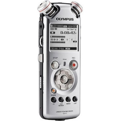 LS11 Linear PCM Portable Recorder - REFURBISHED