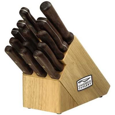 Walnut Tradition 14-Piece Block Set - 1061089