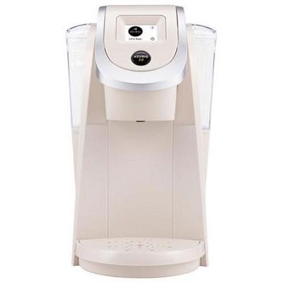 2.0 K250 Coffee Maker Brewing System - Sandy Pearl
