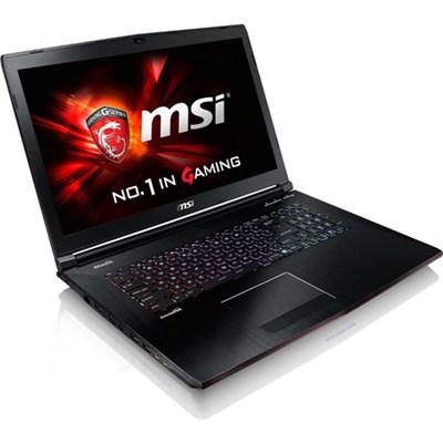 17.3-Inch GE72 Apache-027 Intel Core i7-4720HQ Gaming Laptop
