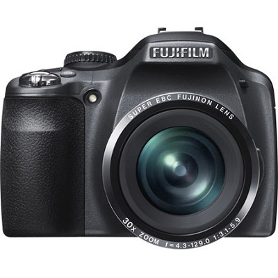 FinePix SL300 14MP CCD Digital Camera - OPEN BOX