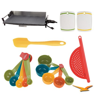 PCG-10 Professional Portable Nonstick Griddle - Deluxe Bundle