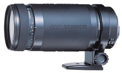 200-400 F/5.6 LD IF for Nikon AF-D - Long Range Zoom Lens
